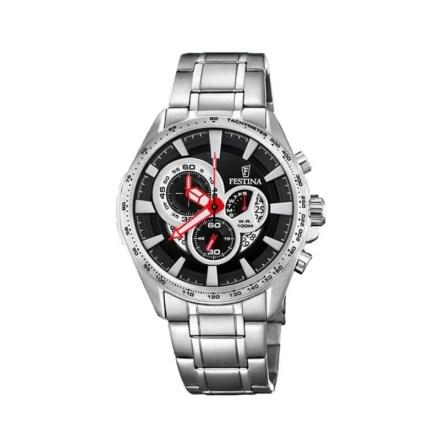 Reloj Festina F6864/1 de hombre NEW con caja y brazalete de acero colección Cronograph Sport
