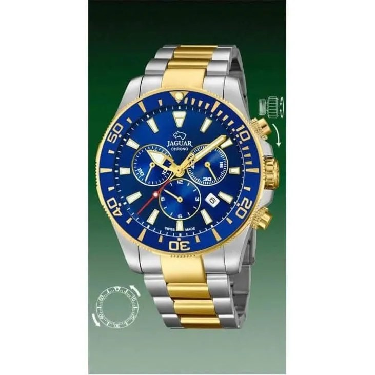 Precio reloj jaguar hombre