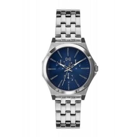 Reloj Mark Maddox HM7102-37 de hombre NEW con caja y brazalete de acero colección Marina