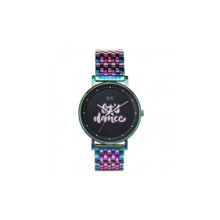 Reloj Mark Maddox MM0104-50 de mujer NEW con caja y brazalete de acero violeta colección Notting