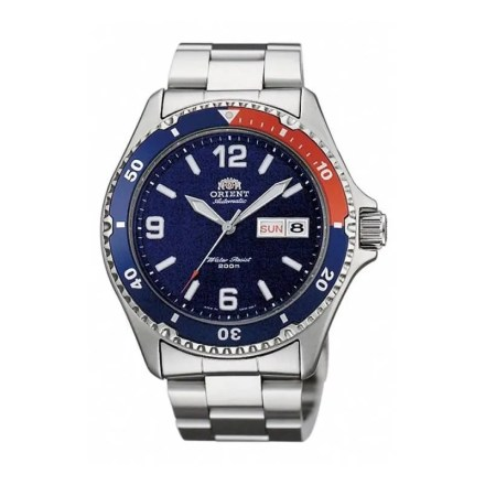 Reloj Orient FAA02009D9 de hombre NEW con caja y brazalete de acero Diver Mako Automático