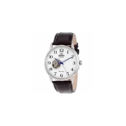 Reloj Orient FDB08005W de hombre OFERTA con caja de acero y correa de piel Automático Skeleton