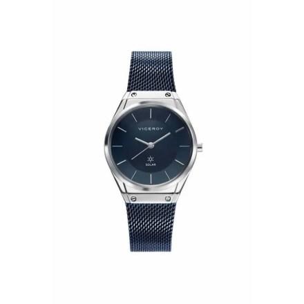 Reloj Viceroy 42314-37 de mujer NEW con caja y brazalete de acero malla milanesa Solar colección Air