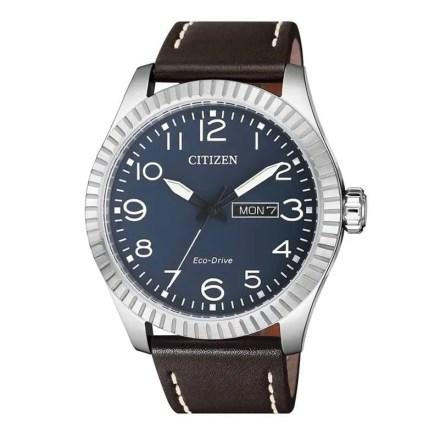 Reloj Citizen BM8530-11L de hombre NEW con caja de acero y correa de piel Urban Eco-Drive
