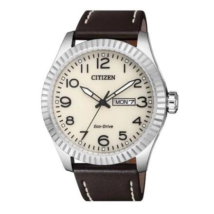 Reloj Citizen BM8530-11X de hombre NEW con caja de acero y correa de piel Urban Eco-Drive