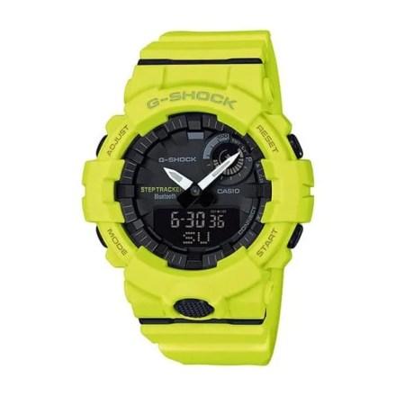 Reloj Casio GBA-800-9AER de hombre NEW con caja y correa de resina G-SHOCK Bluetooth
