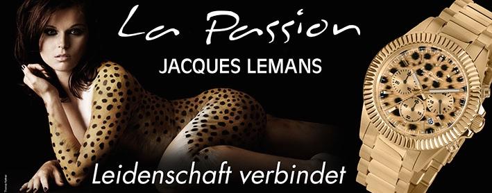 Jacques Lemans y Anna Fenninger.,