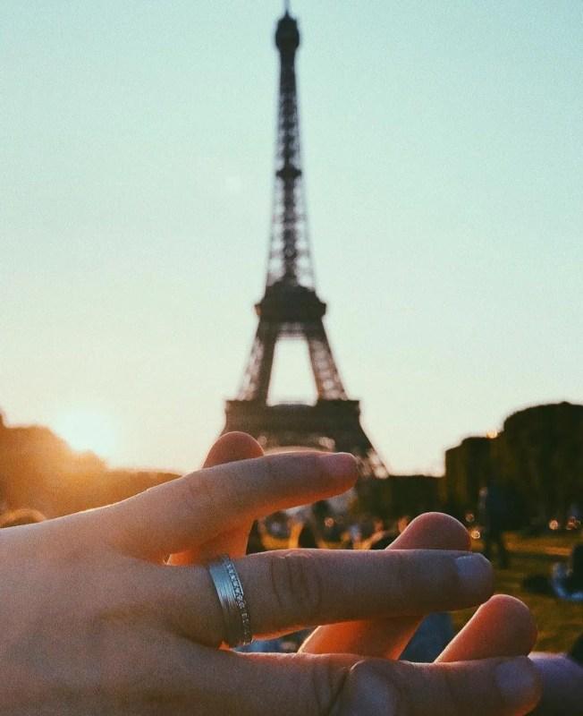 anillo de pedida