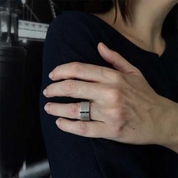 anillo de plata joyería en Zaragoza