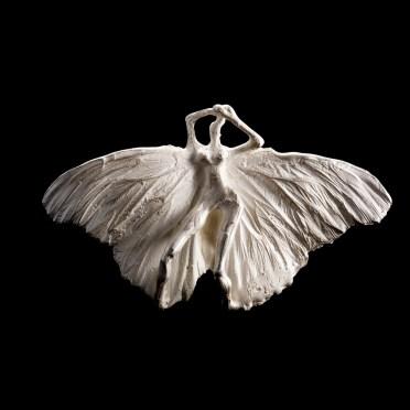 Antonio Pujía - Colgante Mujer mariposa