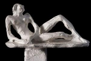 Anillo Desnudo reclinado