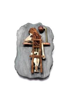 Trasnochando - Plata, cobre, bronce, alpaca, shibuichi