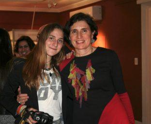 Ana Fioriti y Paula Isola