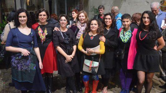 Laura Giusti, Paula Isola, Paula Zucker, Soledad Avila, Vania Ruiz, Rita Soto, Jessica Morillo, Joyce Marin