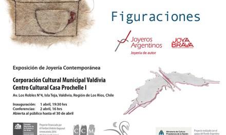 Inaugura Figuraciones en Valdivia