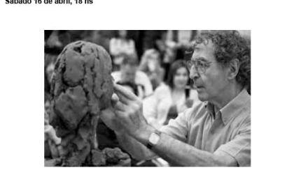 """Charla """"El valor de los maestros"""", con Antonio Pujia"""