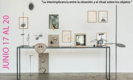 Workshop con Iris Eichenberg en Buenos Aires, «La interimplicancia entre la obsesión y el ritual sobre los objetos»