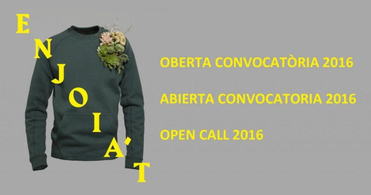 Enjoia-T, convocatoria abierta