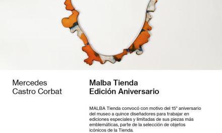 Exposición aniversario en Tienda Malba