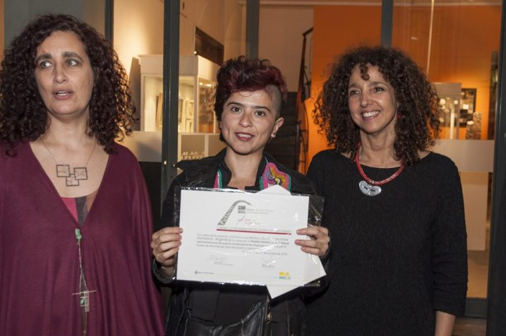 Laura Giusti, Jessica Morillo, Felicitas Luna