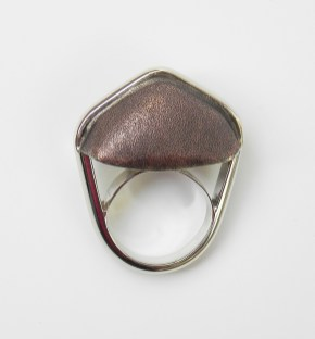'Hello, Copper' - Anillo