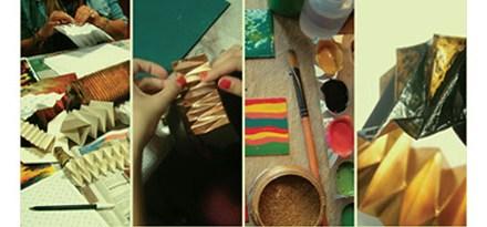 Taller intensivo de plegado y color