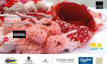 Mañana inaugura «Ebullición», de Jessica Morillo, en el José Hernández