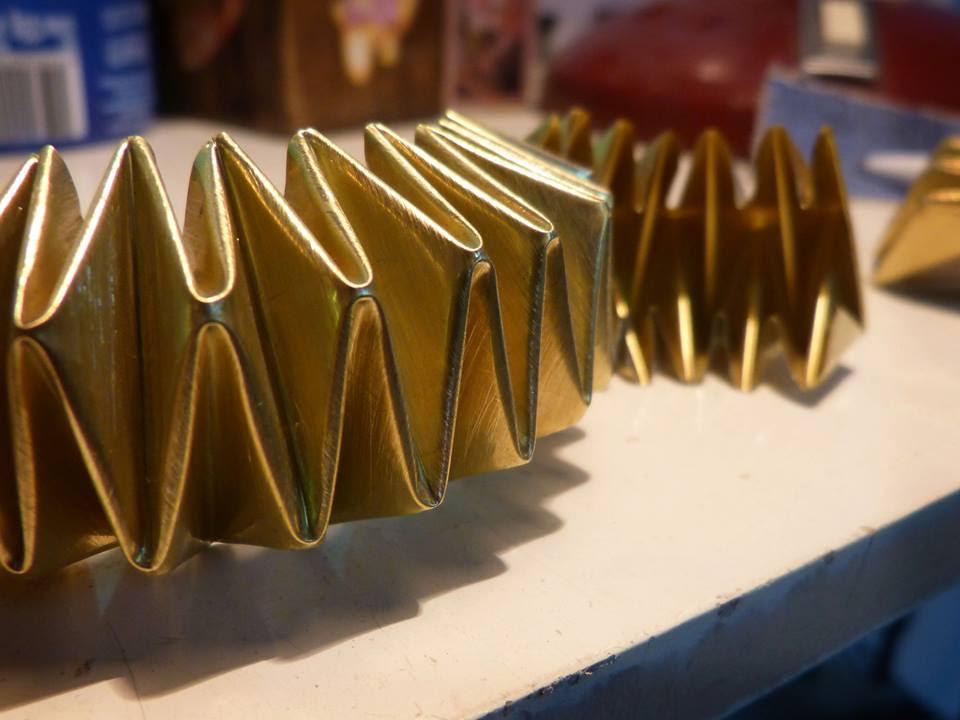Plegados en metal