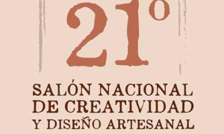 Convocatoria: Salón Nacional de Creatividad y Diseño Artesanal de Berazategui