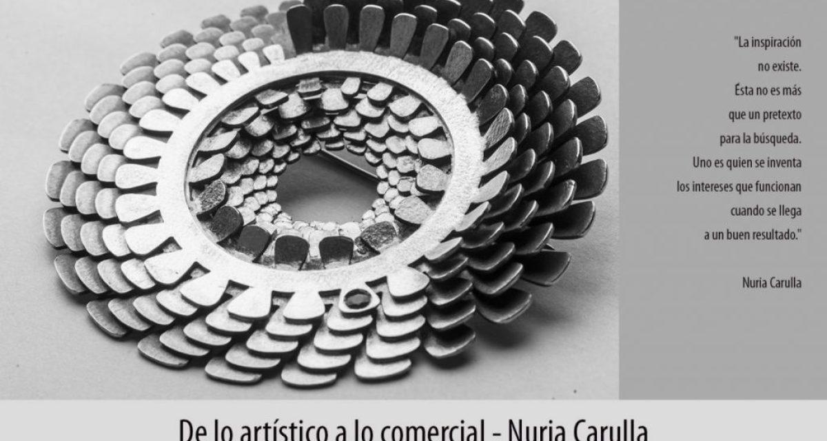 ¡¡Ultimos lugares para el workshop de Nuria Carulla!!