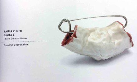 Obra de cinco argentinos en la publicación «Broches», de Nicolás Estrada