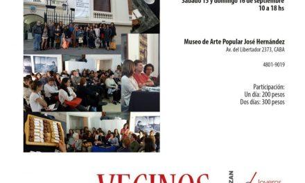 Bienal 2018: II Jornadas de reflexión sobre joyería contemporánea