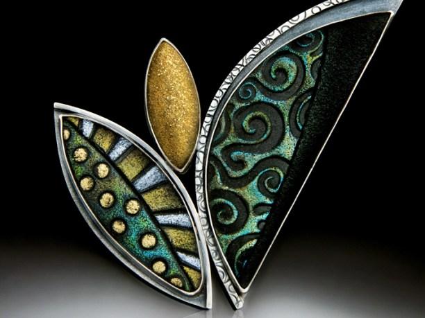 Grace Stokes, ejemplo de uso decorativo de la arcilla polimérica