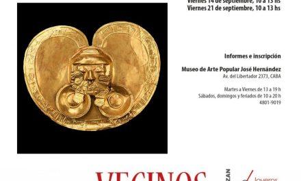 Bienal 2018: Talleres – Arte y joyería en la historia de Colombia Prehispánica