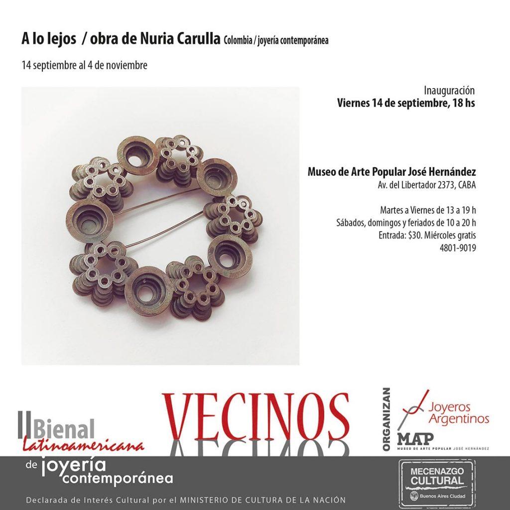b020ce87ad66 Bienal 2018  «A lo lejos»