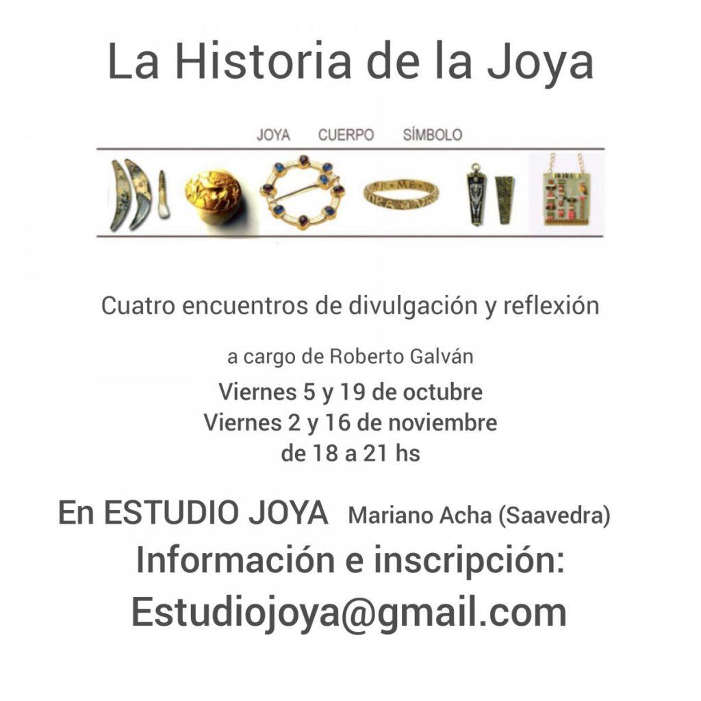 historia de la joya