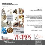 """Bienal 2018: hoy a las 19, inauguración de """"Sonidos cotidianos"""", expo de los talleres de M. Alonso y L. Giusti en Ituzaingó"""