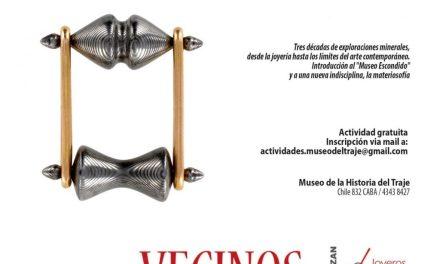 "Bienal 2018: ""De la joya al museo"", charla gratuita a cargo de Ariel Kupfer"