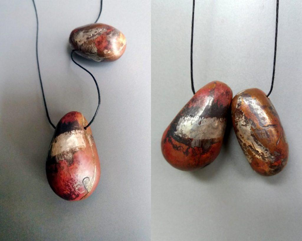 Valeria Dowding - Colgantes Bolas
