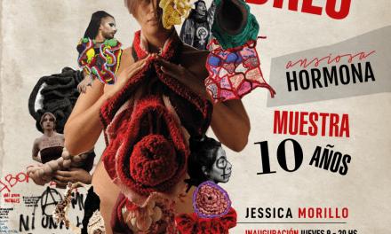 Vivas y libres, exposición de Jessica Morillo – Ansiosa Hormona en el CC Virla (Tucumán)