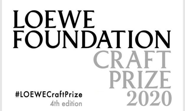 Convocatoria: Premio Loewe 2020 – 4º Edición