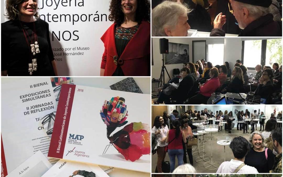 Joyeros Argentinos y la Bienal en Brazil Jewelry Week