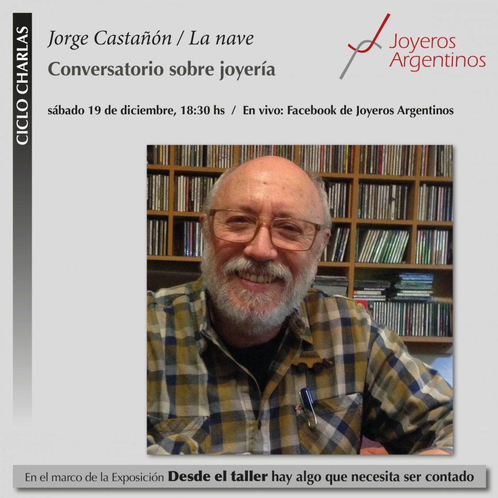 Conversatorio Jorge Castañón