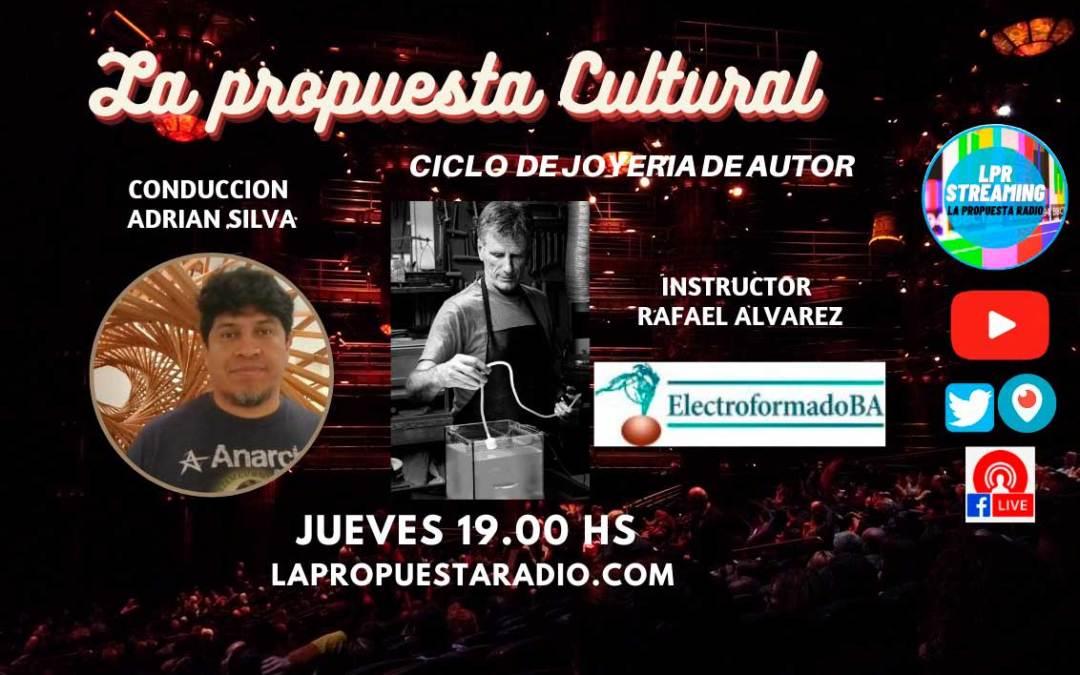 Rafael Alvarez en La propuesta cultural