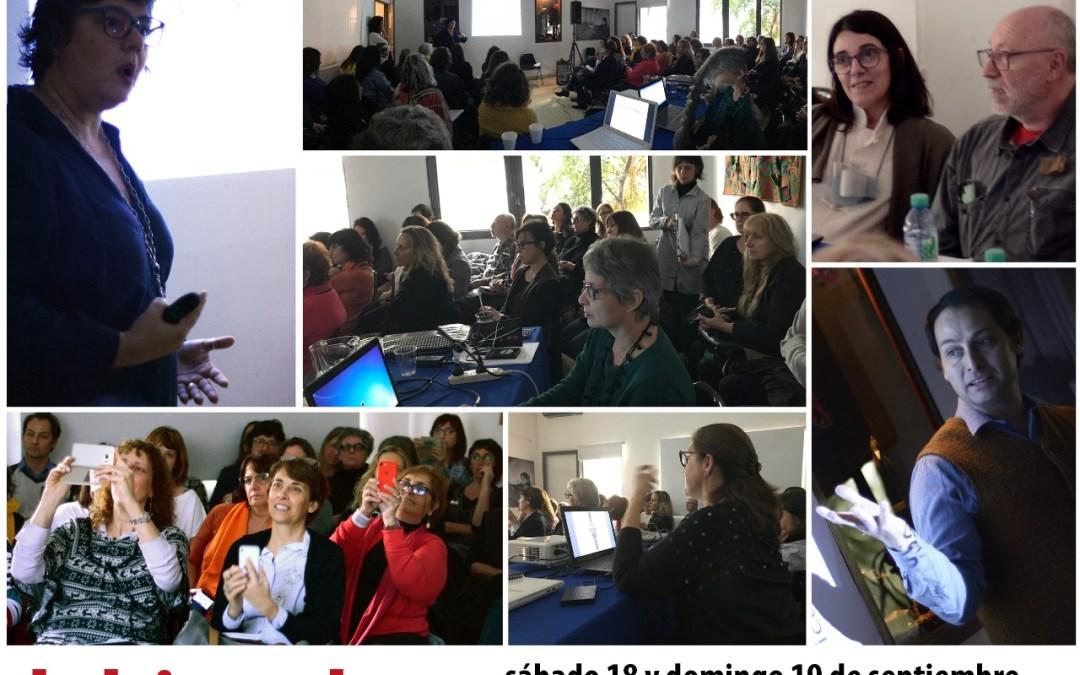 Jornadas de reflexión en la III Bienal