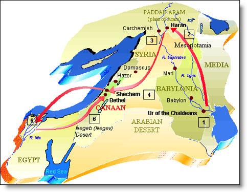 Abraham Map
