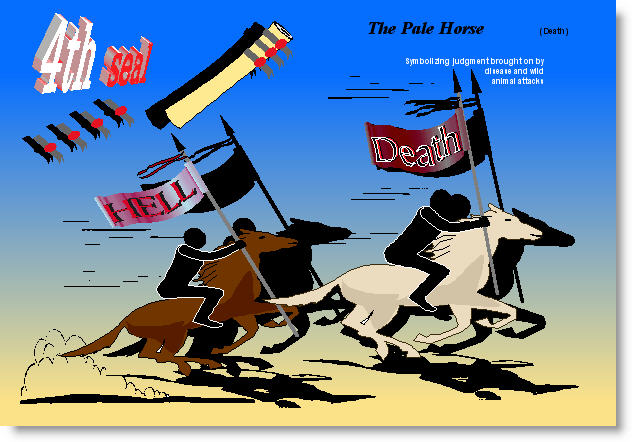 Seal 4 (pale horse)