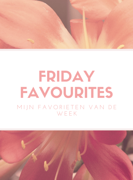 Friday Favourites #58