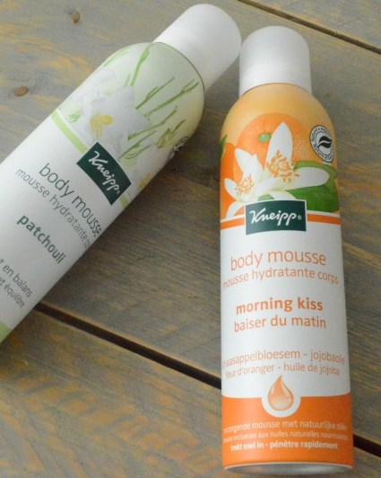 BEAUTY | Kneipp Body Mousse
