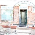 (*) De renovatie | Nieuwe gordijnen